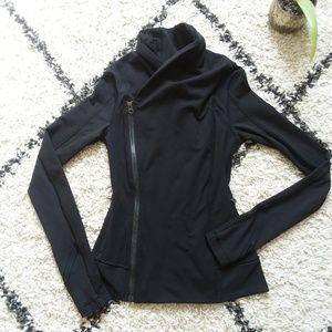 Lululemon black Bhakti yoga jacket